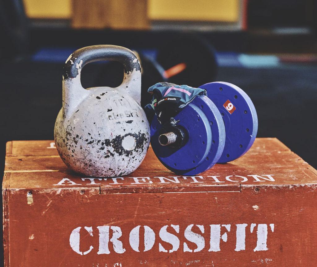 Колові тренування CrossFit